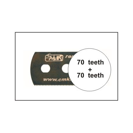 CMK H1001-Ultra smooth saw (both sides)1pc