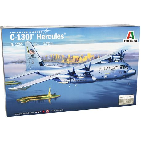 ITALERI 1255 C - 130J HERCULES 1/72