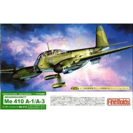 FINE MOLDS Messerschmitt Me 410 A-1/A-3 1/72