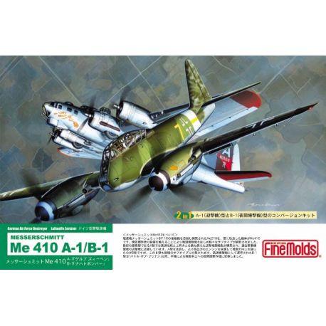 FINE MOLDS Messerschmitt Me 410 A-1/B-1 1/72
