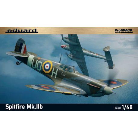 EDUARD 82154 Spitfire Mk. IIb 1/48