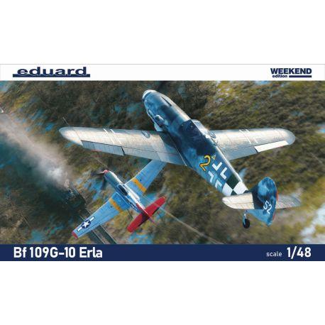 EDUARD 84174 Bf 109G-10 ERLA 1/48