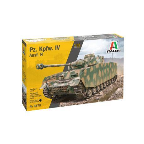 ITALERI 6578 Pz. Kpfw. IV Ausf. H