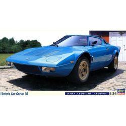 HASEGAWA 21115 Lancia Stratos HF Stradale 1972 1/24