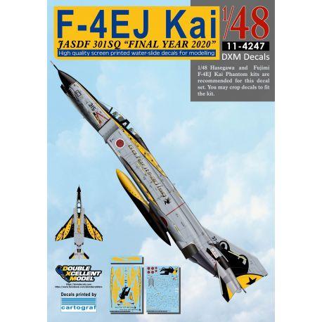 """F-4EJ Kai 301SQ """"Final Year 2020"""""""