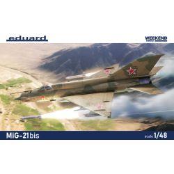 EDUARD 84130 MiG-21bis Weekend edition 1/48