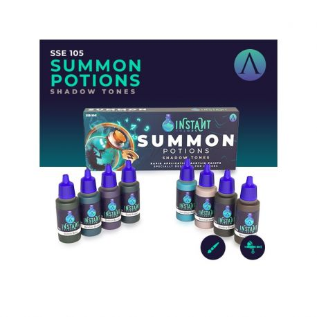 """SCALE75- INSTANT COLORS SET """"SUMMON POTIONS"""""""