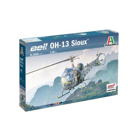 ITALERI 2820 OH-13 Sioux 1/48