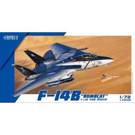 GREAT WALL HOBBY F-14B Bombcat 1/72