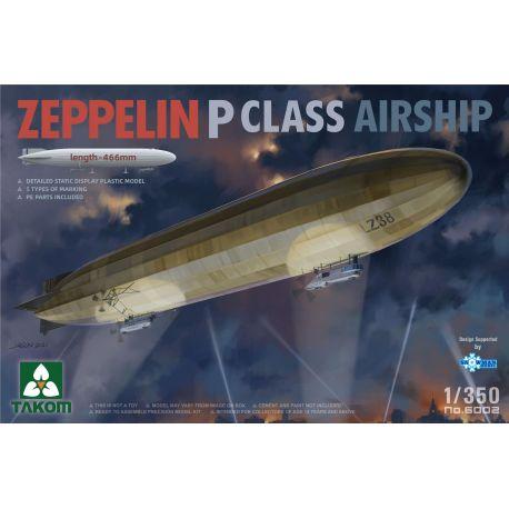 TAKOM 6002 Zeppelin P Class Airship 1/350