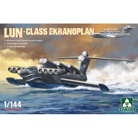 TAKOM Lun-Class Ekranoplan 1/144