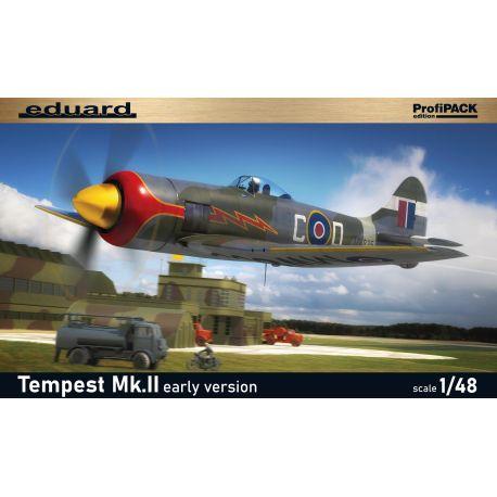 EDUARD 82124 Tempest Mk. II early version 1/48