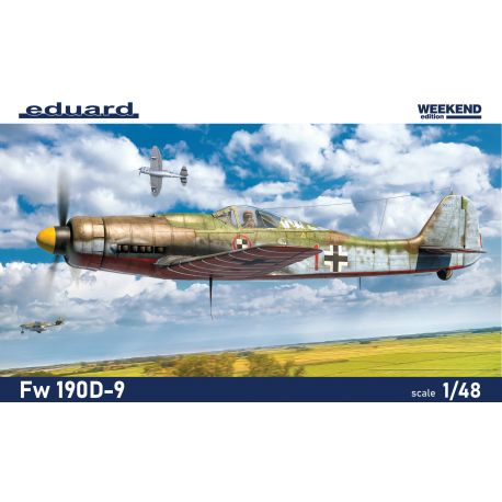 EDUARD 84102 Fw 190D-9 1/48