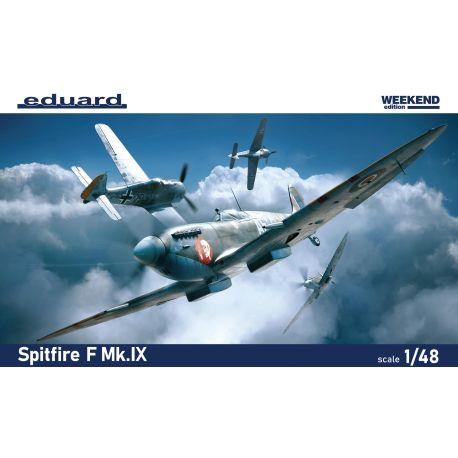 EDUARD 84175 Spitfire F Mk. IX 1/48