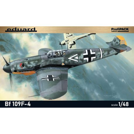 EDUARD 82114 Bf 109F-4 1/48