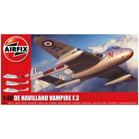 AIRFIX A06107 de Havilland Vampire F.3 1/48