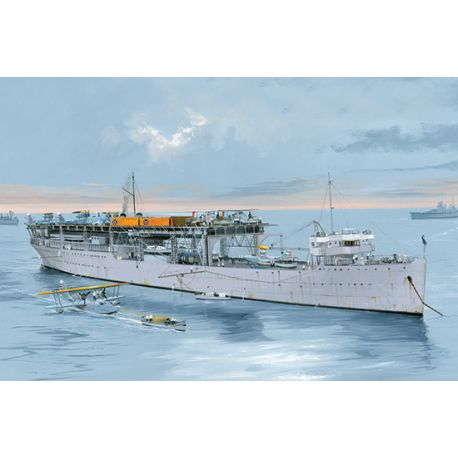 TRUMPETER 05632 USS Langley AV-3 1/350