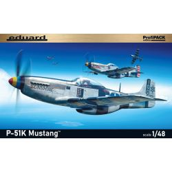 EDUARD 82105 P-51K Mustang BOEING ProfiPACK 1/48