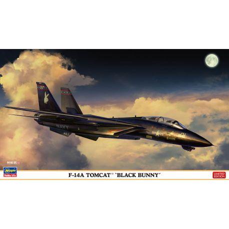 HASEGAWA 02377 F-14A Tomcat Black Bunny 1/72