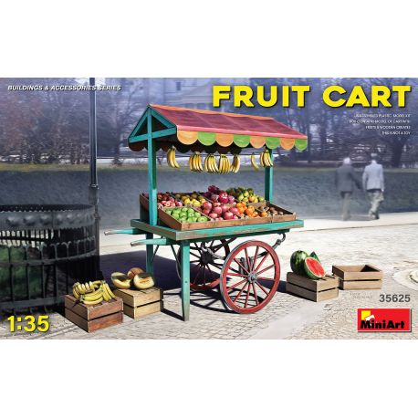 MINIART 35625 FRUIT CART