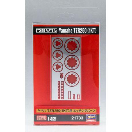 HASEGAWA 21733 Fotoincisioni per Yamaha TZR250 (1KT)