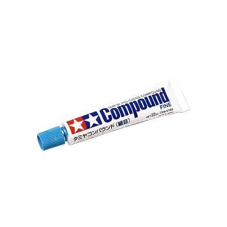 TAMIYA 87069 POLISH COMPOUND FINE