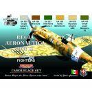 Life Color Regia Aeronautica WII