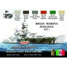 Life Color Regia Marina Italiana Set 1