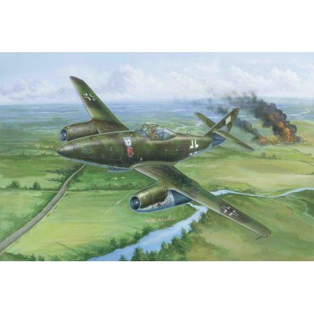 HOBBY BOSS 80370 Messerschmitt Me.262 A-1a/U1