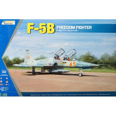Kinetic 48021 F-5B Freedom Fighter
