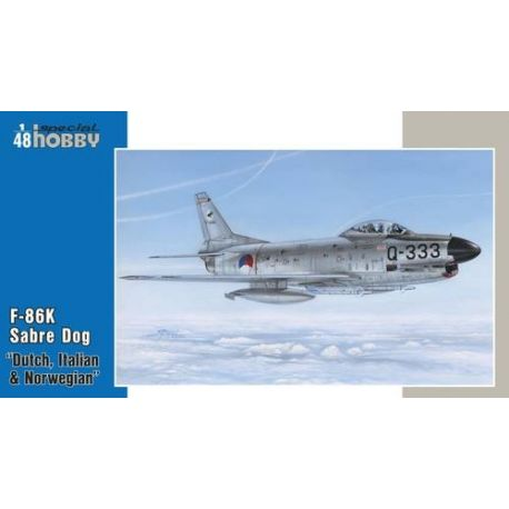 "Special Hobby 48123 F-86K ""NATO All Weather Fighter"""
