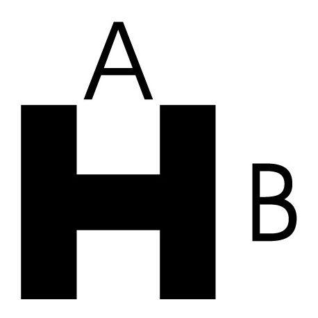 PROFILATO ''H'' 1 x 1 mm