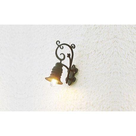 BRAWA 4620 LAMPADA A MURO IN FERRO