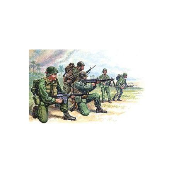 ITALERI 6078 AMERICAN SPECIAL FORCES VIETNAM WAR