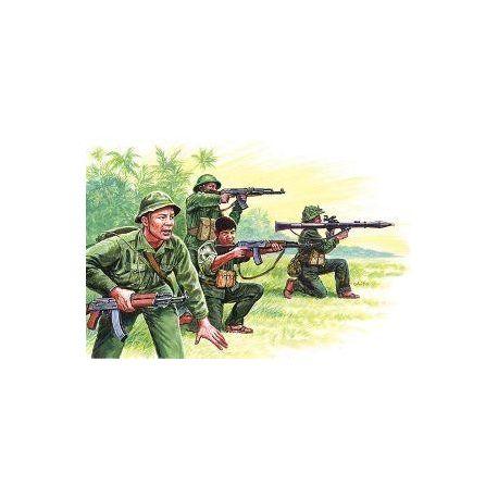ITALERI 6079 VIETNAMESE ARMY/VIETCONG VIETNAM WAR
