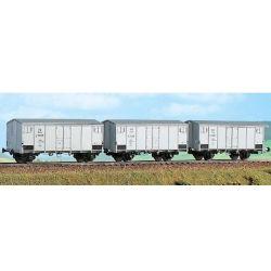 Set tre carri refrigeranti FS ep. IV