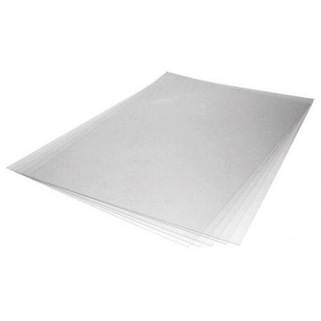 FOGLI PVC TRASPARENTE SPESSORE 0,40 mm (194x320)