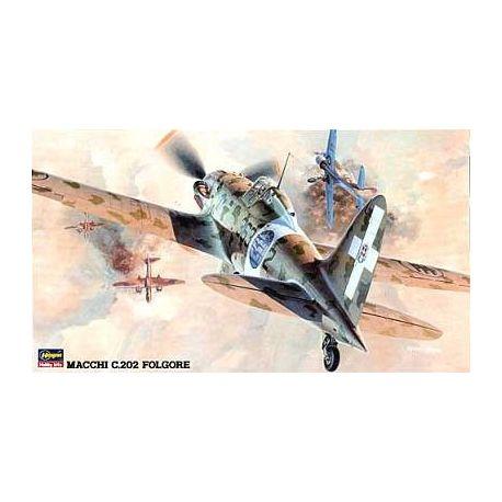 HASEGAWA 09132 Macchi C.202 Folgore
