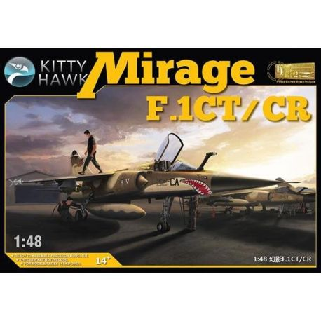 KITTY HAWK 80111 Mirage F.1 CT/CR
