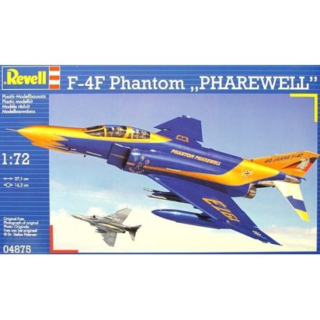 "Revell 04875 F-4F Phantom ""JG71 last call"""