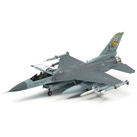 TAMIYA 60788 F-16 CJ Fighting Falcon - Block 50 w/Full Equipment