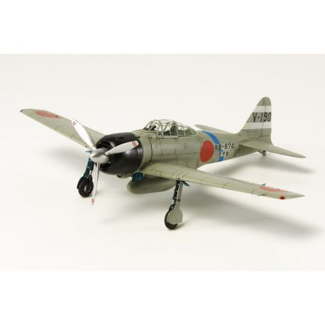 TAMIYA 60784 Mitsubishi A6M3 (Hamp) - Zero Fighter Model 32