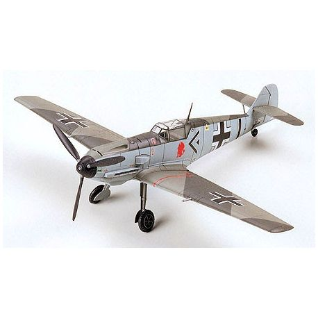 TAMIYA 60750 Messerschmitt Bf109 E3 1:72