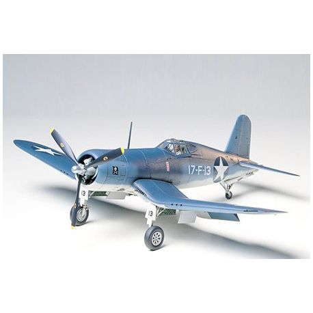 TAMIYA 61046 F4U-1/2 Bird Cage Corsair - Chance Vought 1:48