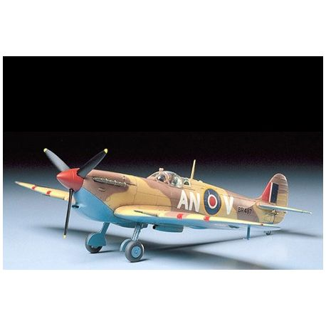 TAMIYA 61035 Super MC Spitfire Mk.Vb Trop 1:48