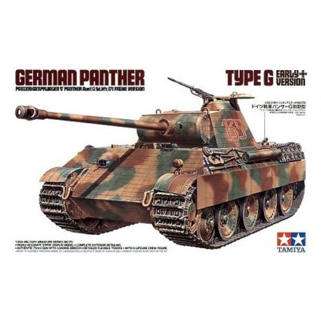 TAMIYA 35170 German Panther Ausf. G Sd.Kfz. 171