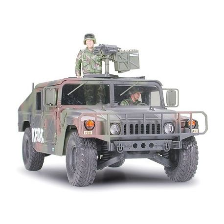 Tamiya 35263 U.S. M1025 Humvee Armament Carrier