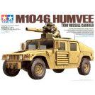 TAMIYA 35267 M1046 HUMVEE TOW Missile Carrier