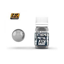 AK INTERACTIVE: XTREME METAL Aluminium - 30 ml