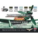Life Color German WWII Luftwaffe colours set 2